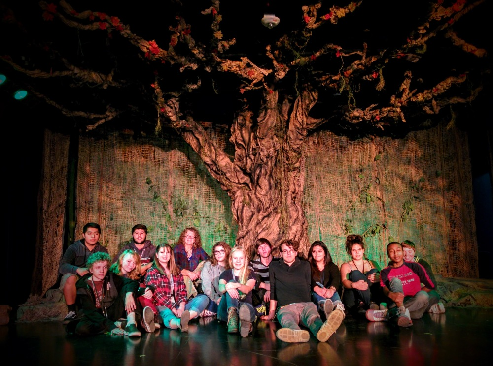 Macbeth tree