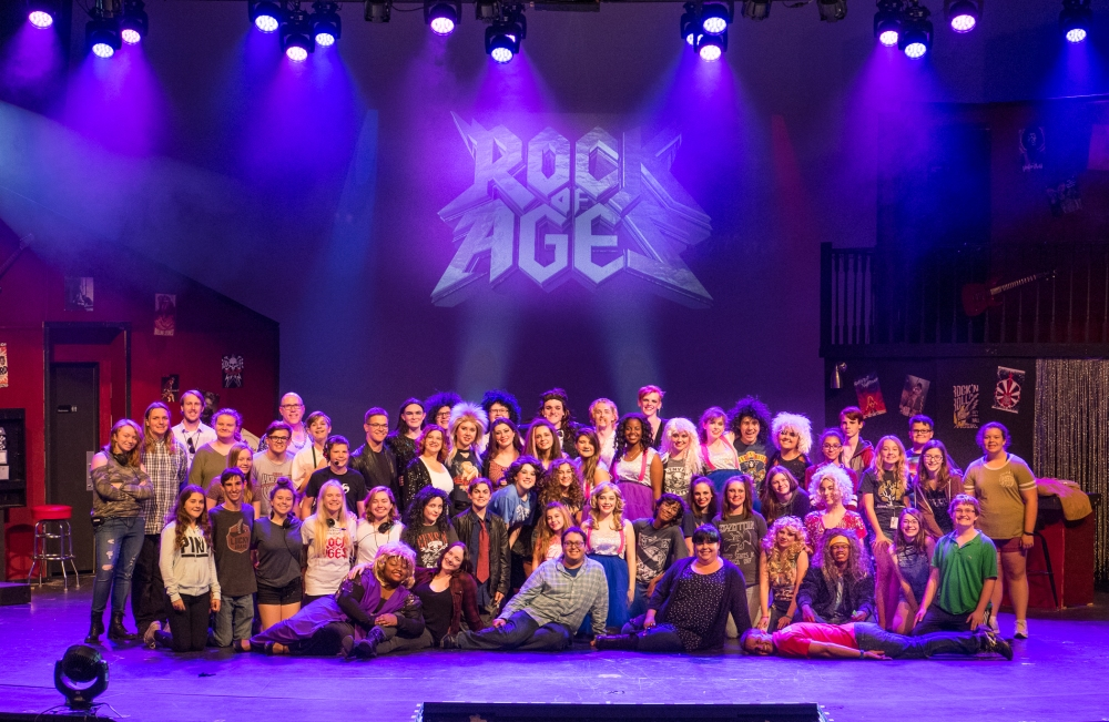 Rock of Ages Cast Photo